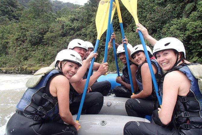 Rafting Canopy 2 Actividades en 1 Dia Extremo
