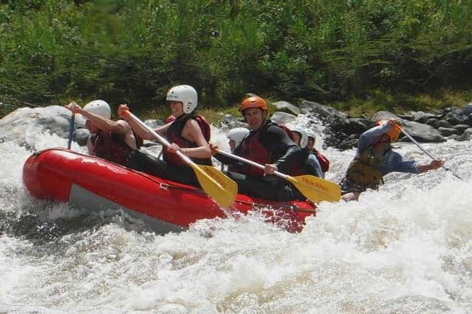 Rafting Canopy Canyoning For A High Adrenaline Day in Baños de Agua Santa