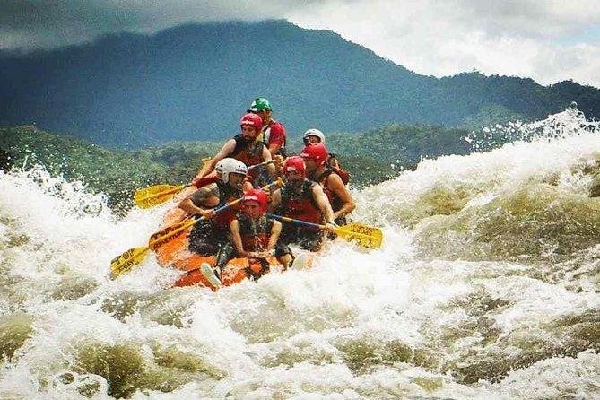 Rafting | Clase III - IV | Deporte Acuático | Incluye Almuerzo | CD Fotos Videos