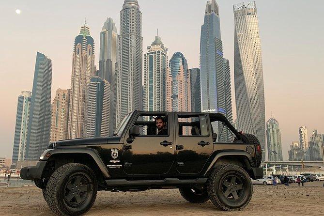 The Jeep Experience - The Unique Dubai City Tour