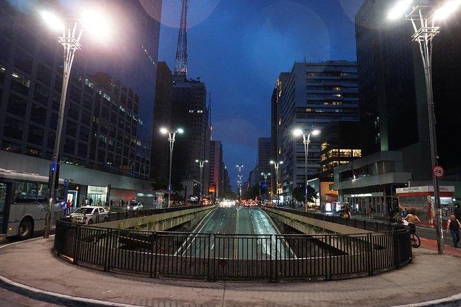 Sao Paulo by Night Private Tour