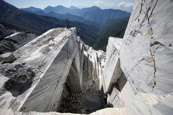 Shore Excursion from Livorno to Carrara Marble Quarries & visit Pisa & Lucca