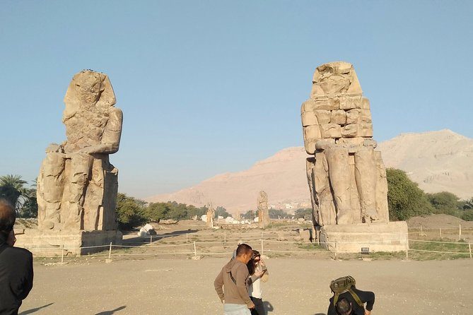 Luxor 2 half days East and West bank with flucca ride in Nile River