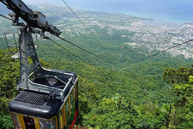 Puerto Plata tour (half-day) with cable car photo 1