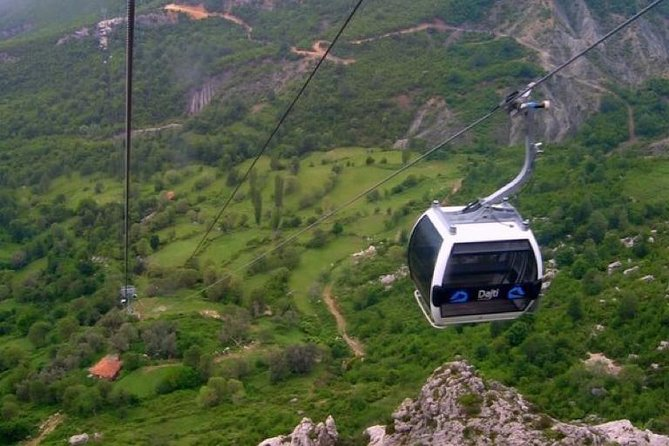 Dajti Mountain Adventure through Cable Car