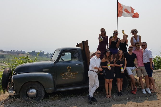 Discover West Kelowna - Full Day Wine Tour photo 2