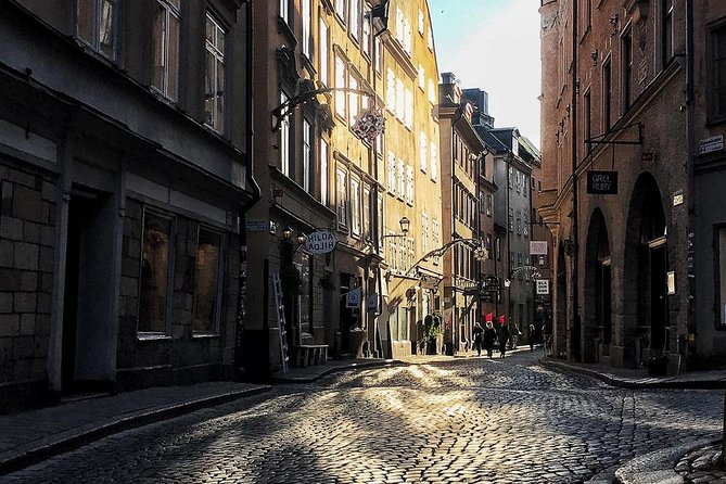 The Senior Stockholm Walking Tour. Discover Stockholm at your pace. photo 4