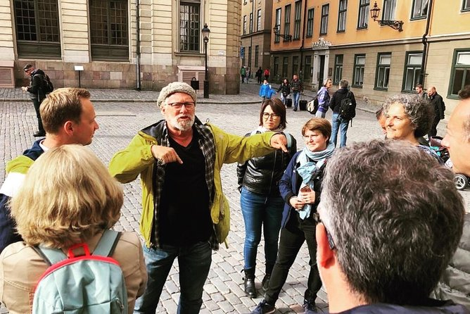 The Senior Stockholm Walking Tour. Discover Stockholm at your pace. photo 12