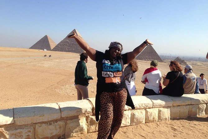3 Day Guided private Tour Giza pyramids and Cairo tours,Dinner Cruise&Camel Ride