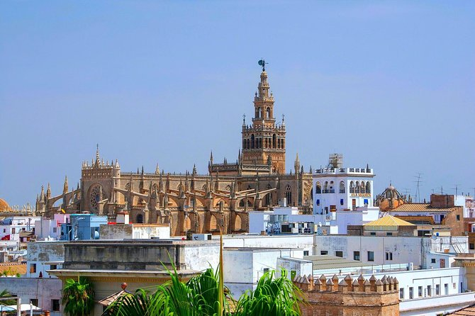 Seville group trip with pick-up at the Costa del Sol