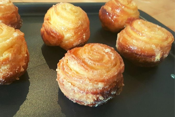 Traditional breton cakes baking and tasting in english