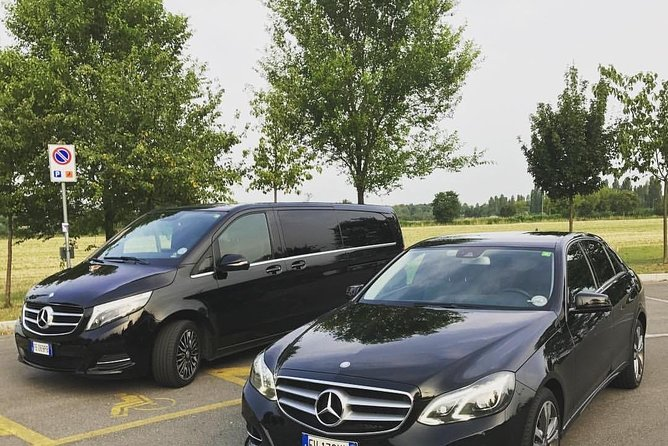 Private transfer from Rome to Praiano or reverse best price guarantee