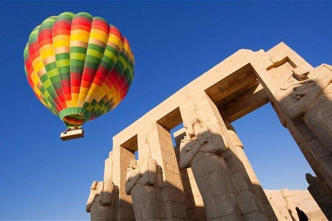 Trip Hot Air Ballon In Luxor