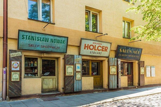 Krakow: Jewish Quarter Kazimierz & Schindler's Factory & Ghetto Guided Tour