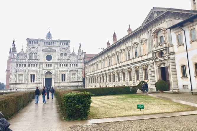 Pavia & Certosa of Pavia monastery private guided tour