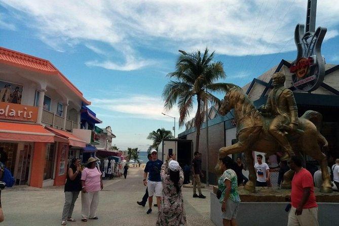 Tulum Ruins and Playa del Carmen Sunset Private Tour