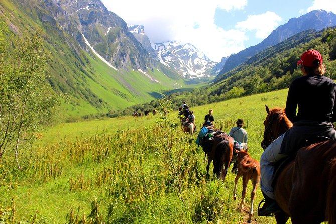 2 Day Rafting and Horseback Riding Trip