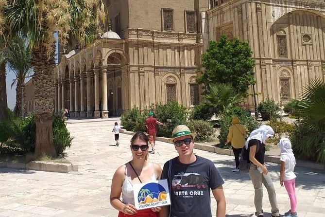 Private Day Trip to Egyptian Museum & Citadel & Mohamed Ali Mosque