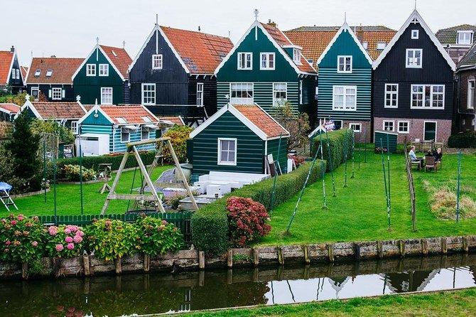 Half Day Tour Zaanse Schans/Volendam/Marken