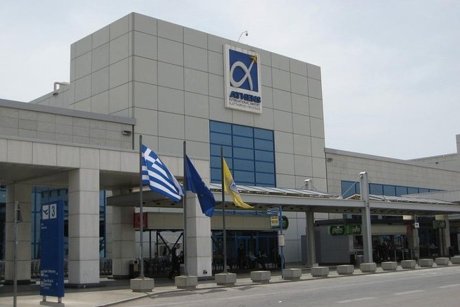 Athens International Airport Transfers to Athens city or vice versa-DAY