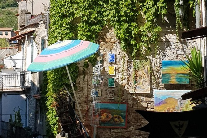 DOLCEACQUA & THE NERVIA VALLEY - The home of Rossese wine and Monet's beloved bridge photo 7