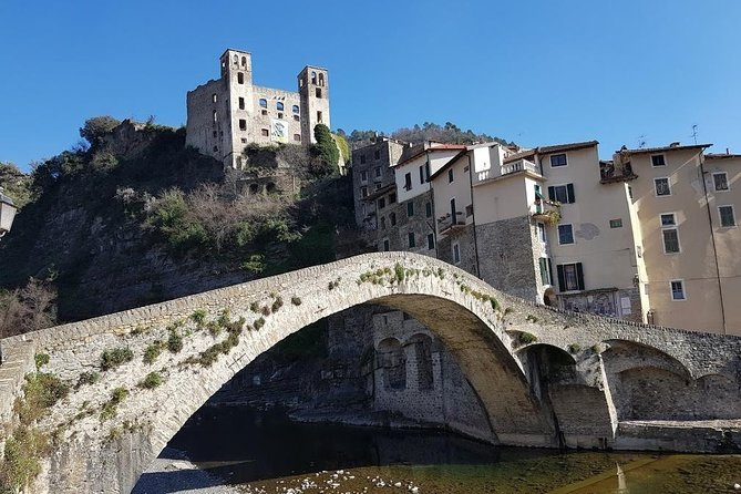 DOLCEACQUA & THE NERVIA VALLEY - The home of Rossese wine and Monet's beloved bridge photo 4