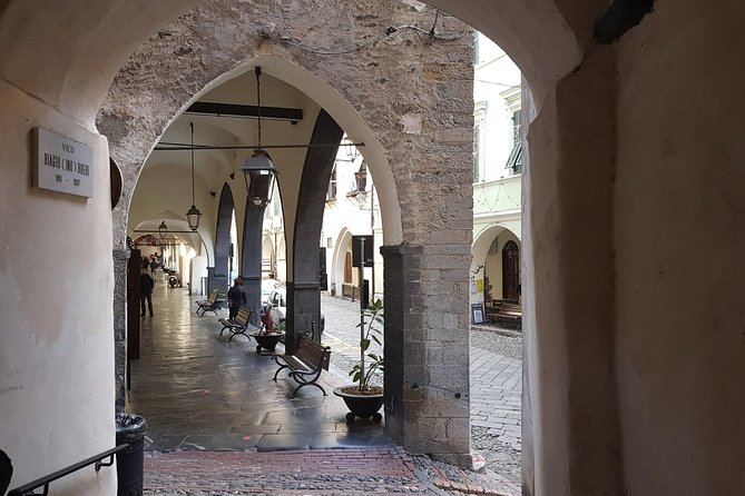 TAGGIA & THE TAGGIASCA OLIVE - The ancient Dominican Convent and the Medieval town photo 1