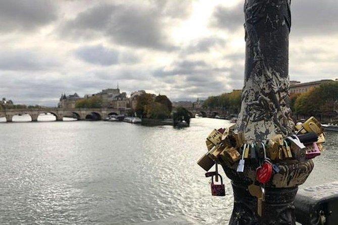 Paris Semi Private Walking Tour of Ile-de-la-Cité | with Private Option