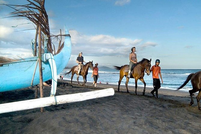Bali Activity: Horse Riding and White Water Rafting