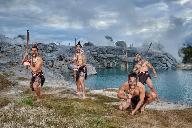 Te Puia Day Pass - Geysers, Mud Pools, Kiwi, Culture, History & more