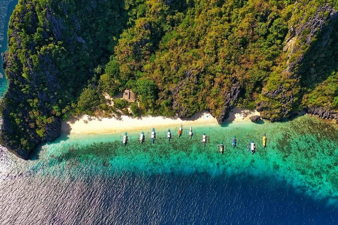 El Nido Island Hopping Tours(A-D) photo 4