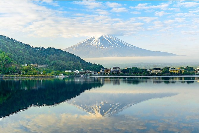 Experience the Stunning Nature of Mt.Fuji - Private Tour for 2-12 people