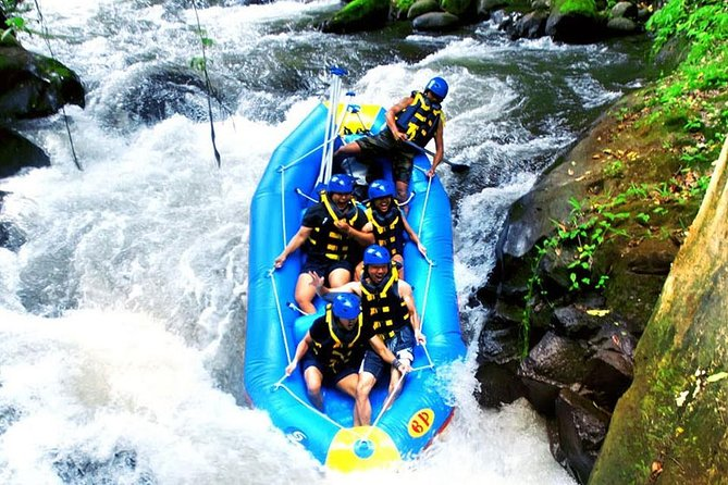 Bali Activity: Ayung White Water Rafting