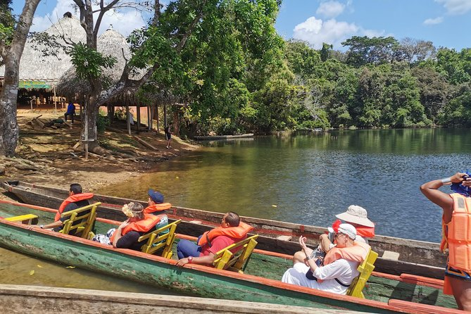 Traditional Ecotour Community embera