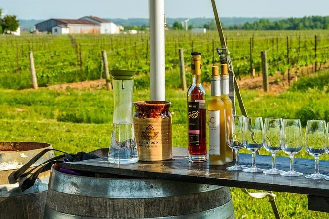 Private Vehicle Wine and Chocolate Tour Niagara-on-the-Lake, ON