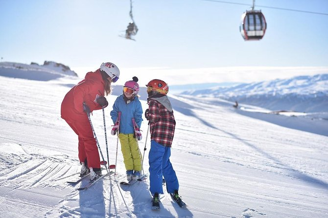 Cardrona Full Day Lesson Package