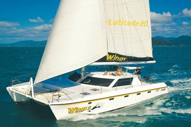 2Day 2Night Sail, Snorkel & SUP Adventure Whitsundays double