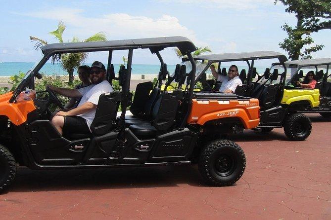 Island jeep tour of Nassau