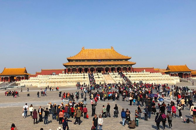 3-Day Private Tour: Great Wall, Terra Cotta Army, Temple of Heaven and Hutong