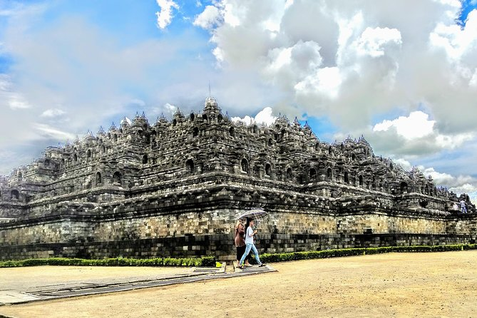 Borobudur,Prambanan and Merapi Volcano Tour .