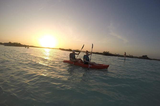 Sunrise Tour (Stand Up Paddle or Kayak)
