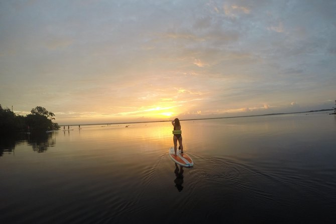 Sunrise Tour (Stand Up Paddle or Kayak)