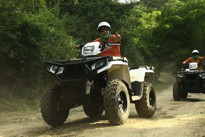 "Jungle ATV Tour ""La Tigra"""