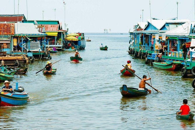 Kampong Khleang Floating Village photo 6