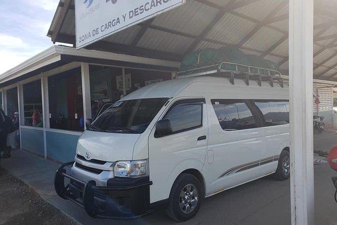Transporte desde La Ceiba, Honduras hacia León Nicaragua