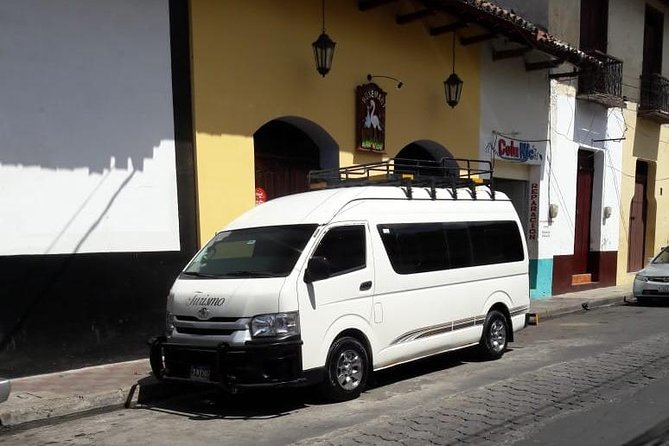 Shuttle from Leon (Nicaragua) to El Salvador Beaches