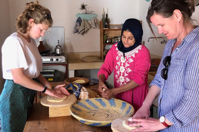 Berber Cooking Class at a Farm in the Countryside & shopping at a rural Souk.