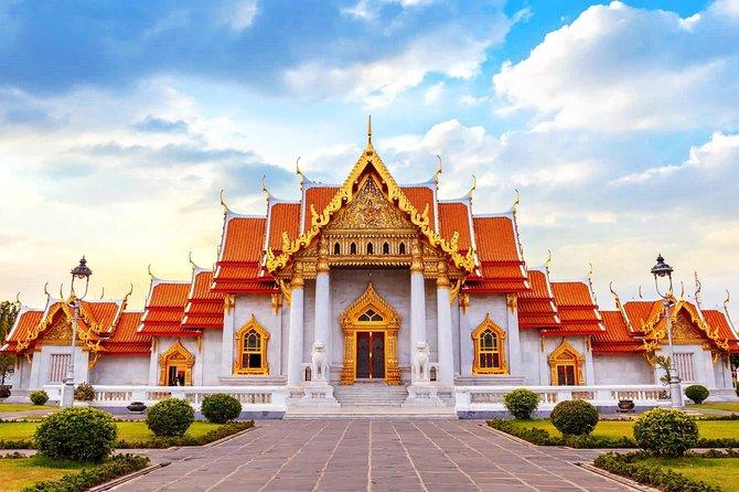Half Day City Tour of Bangkok with Grand Palace
