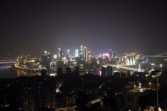 city tour of chongqing