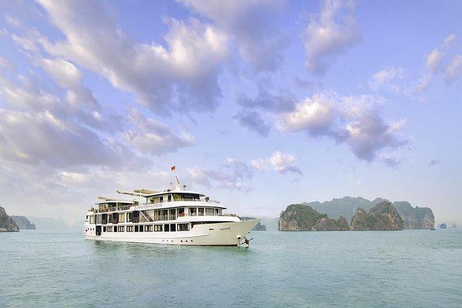 Ha Long Bay - Bai Tu Long 2 Days 1 Night Tour - Athena Elegance Cruise
